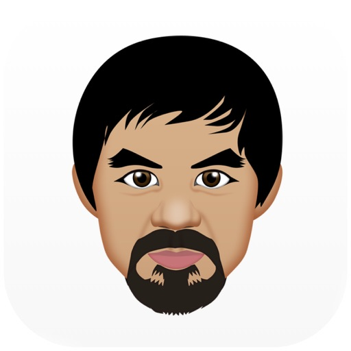 Manny pacquiao clipart download PacMoji ™ by Manny Pacquiao by AppMoji, Inc. download