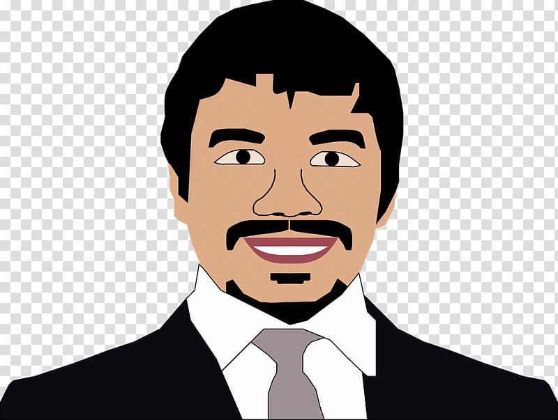 Manny pacquiao clipart picture black and white Manny Pacquiao Philippines Boxing , Boxing transparent background ... picture black and white
