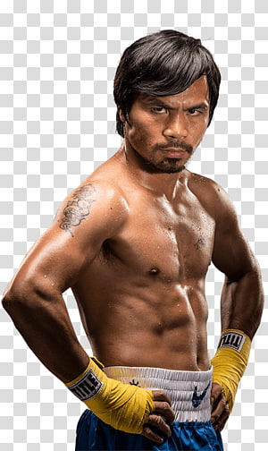 Manny pacquiao clipart black and white library Manny Pacquiao vs. Jessie Vargas World Boxing Organization ... black and white library