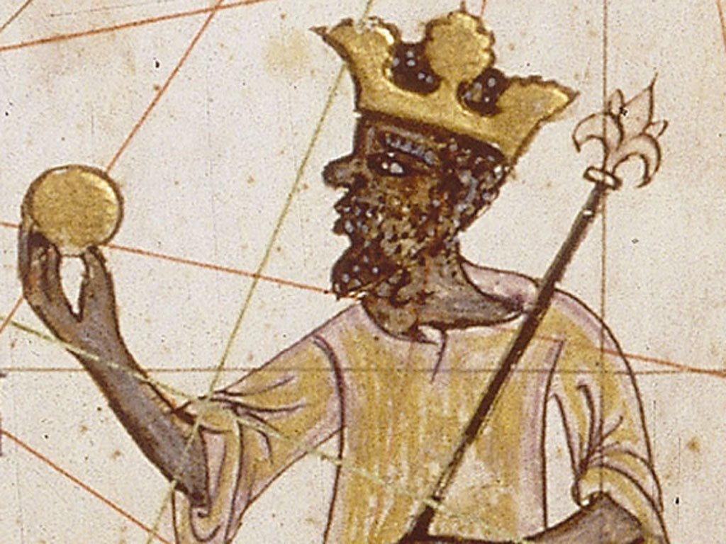 Mansa musa clipart graphic library library The Spectator Index on Twitter: \