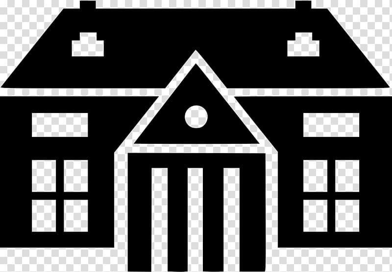 Mansion icon clipart black and white no copyright png black and white stock House Computer Icons Mansion Estate , house transparent background ... png black and white stock