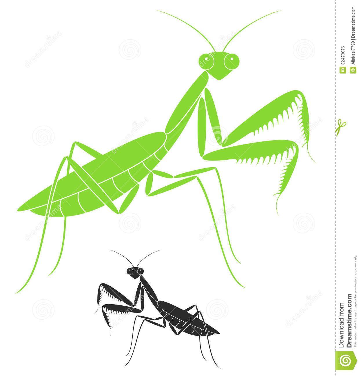 Mantis clipart clip library praying mantis clipart - Google Search | Images | Praying mantis ... clip library