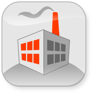 Manufacturing companies in clipart clip library library Manufacturing Building Cliparts - Cliparts Zone clip library library