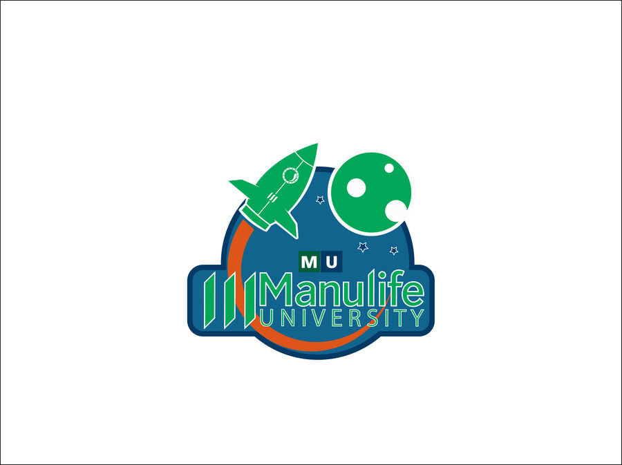 Manulife logo clipart jpg library library Entry #194 by RustyVectors for Manulife University Logo | Freelancer jpg library library