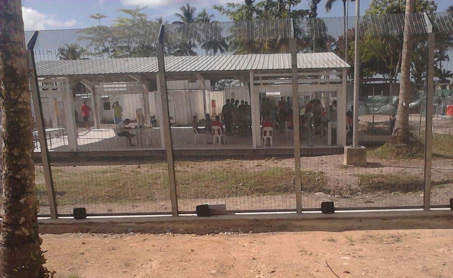 Manus province clipart banner Manus and Nauru - Refugee Action Coalition : Refugee Action Coalition banner