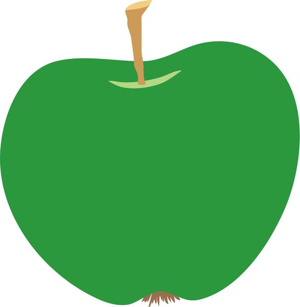 Manzana verde clipart clipart transparent library stock de fotos gratis | manzana verde | Prawny | June - 24 - 2014 (8) clipart transparent library