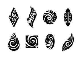 Border tattoo polynesian clipart graphic freeuse library Maori Free Vector Art - (2,908 Free Downloads) graphic freeuse library