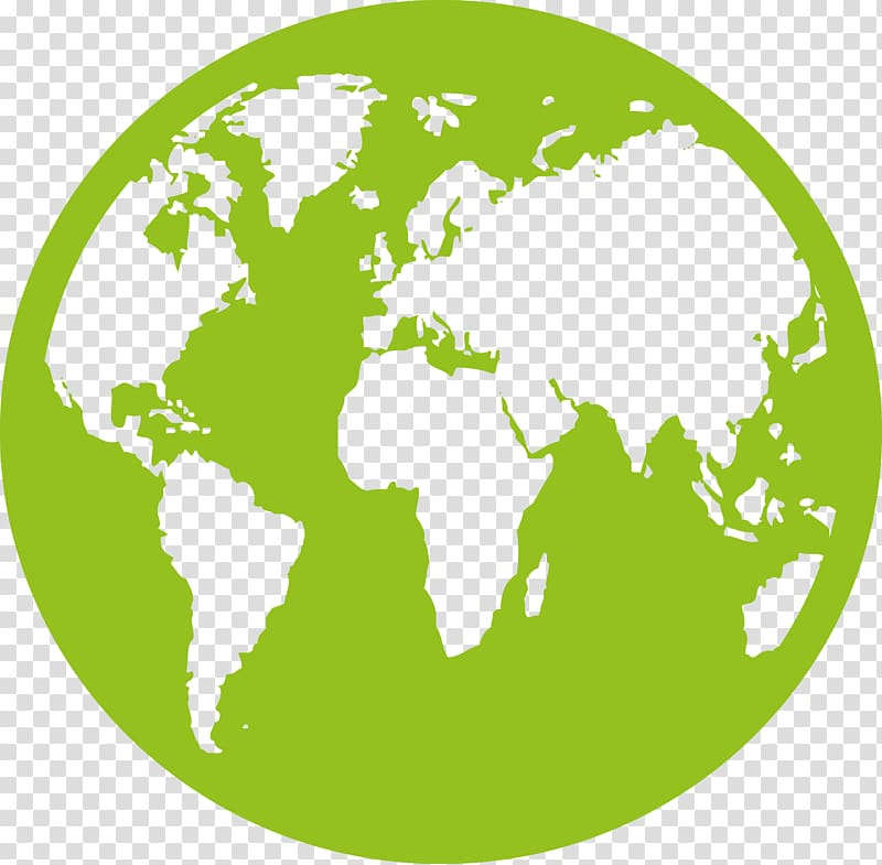 World map clipart png picture library stock Green globe illustration, Earth Globe World map, Earth transparent ... picture library stock