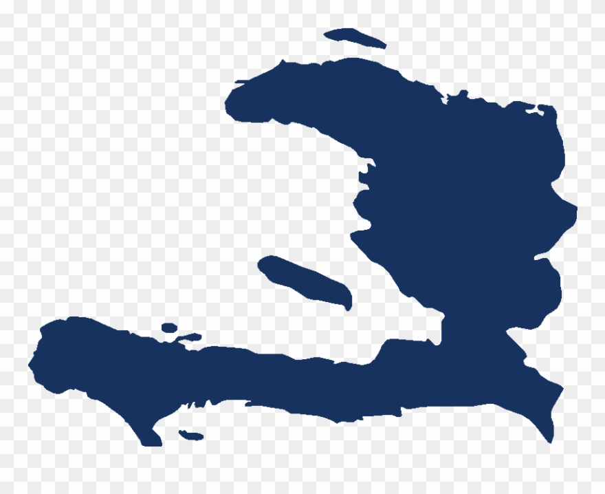 Map of haiti clipart banner black and white stock Haiti - Haiti Map Vector Clipart (#520452) - PinClipart banner black and white stock