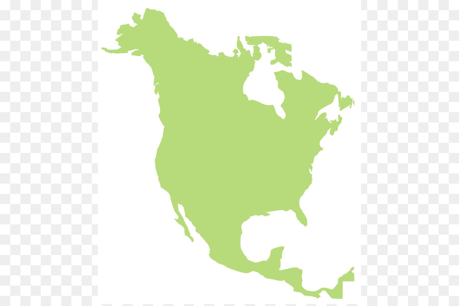 Map of north america clipart jpg royalty free download Map Cartoon png download - 516*596 - Free Transparent United States ... jpg royalty free download
