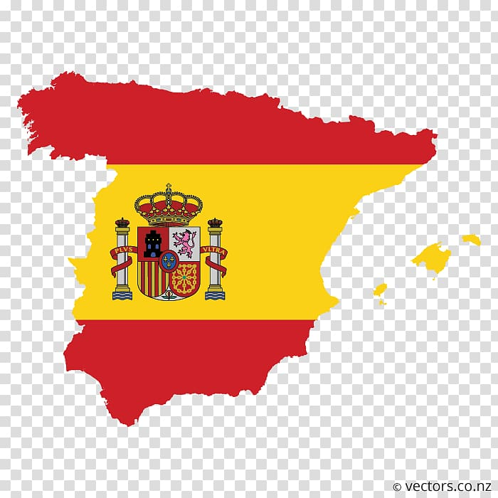 Map of spain clipart jpg black and white Spain World map Map, gifts transparent background PNG clipart ... jpg black and white