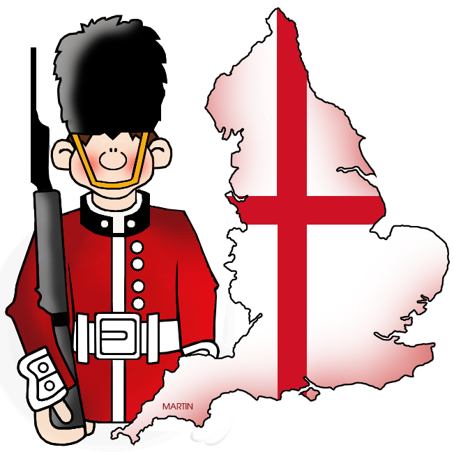 Map united kingdom clipart clip free Free Europe Clip Art by Phillip Martin, England Map clip free