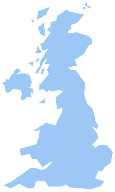 Map united kingdom clipart picture black and white library United Kingdom Map - ClipArt Best picture black and white library