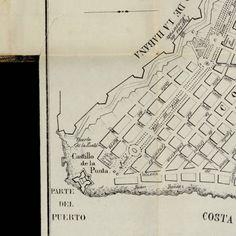 Mapa artistico de la habana cuba clipart picture black and white stock Las 95 mejores imágenes de Planos y mapas de Cuba y La ... picture black and white stock