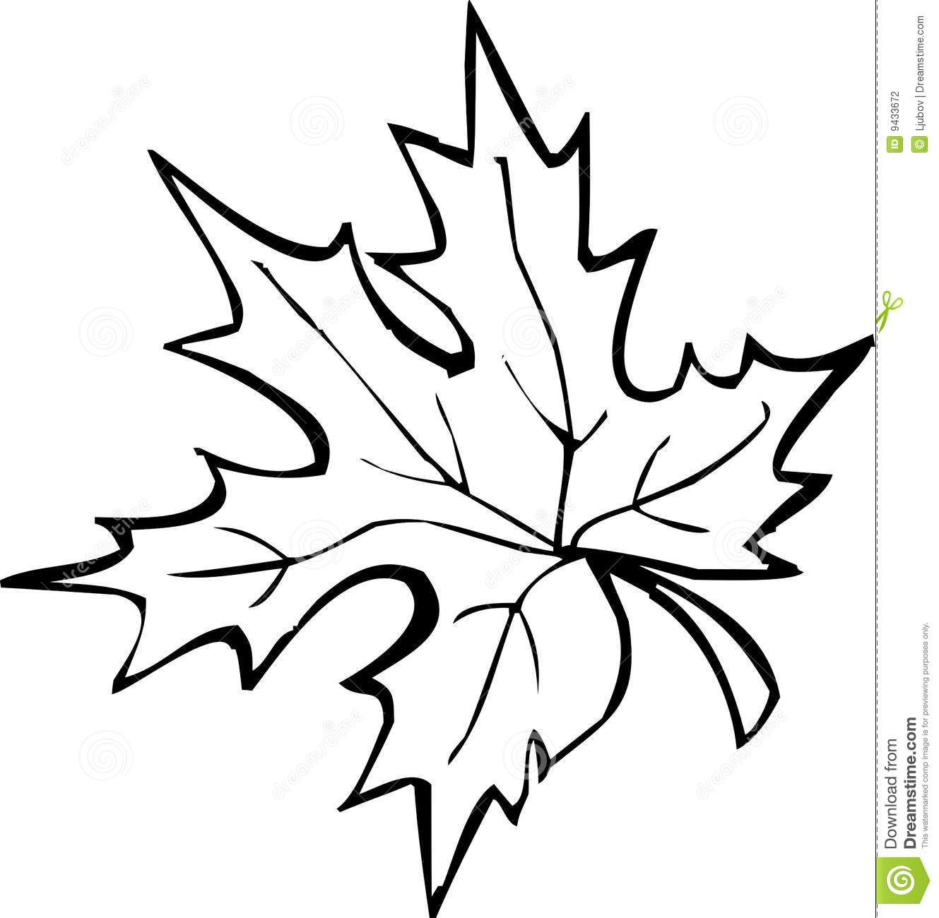 Maple leaf clipart black and white vector transparent stock Maple Leaf Clipart Black And White Clipart Panda Free Clipart | Clip ... vector transparent stock