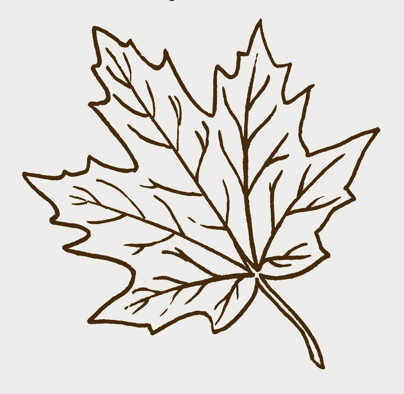 Maple leaf clipart black and white vector transparent stock Maple leaf clipart black and white 1 » Clipart Station vector transparent stock