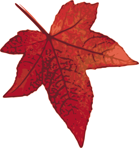 Maple tree clipart banner royalty free stock Red Maple Leaf Clip Art at Clker.com - vector clip art online ... banner royalty free stock