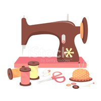 Library Of Maquina De Costura Graphic Freeuse Stock Png Files