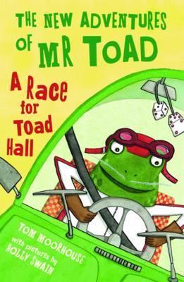 Mar riding on a big toad clipart jpg library library The New Adventures of Mr Toad: A Race for Toad Hall : Tom ... jpg library library
