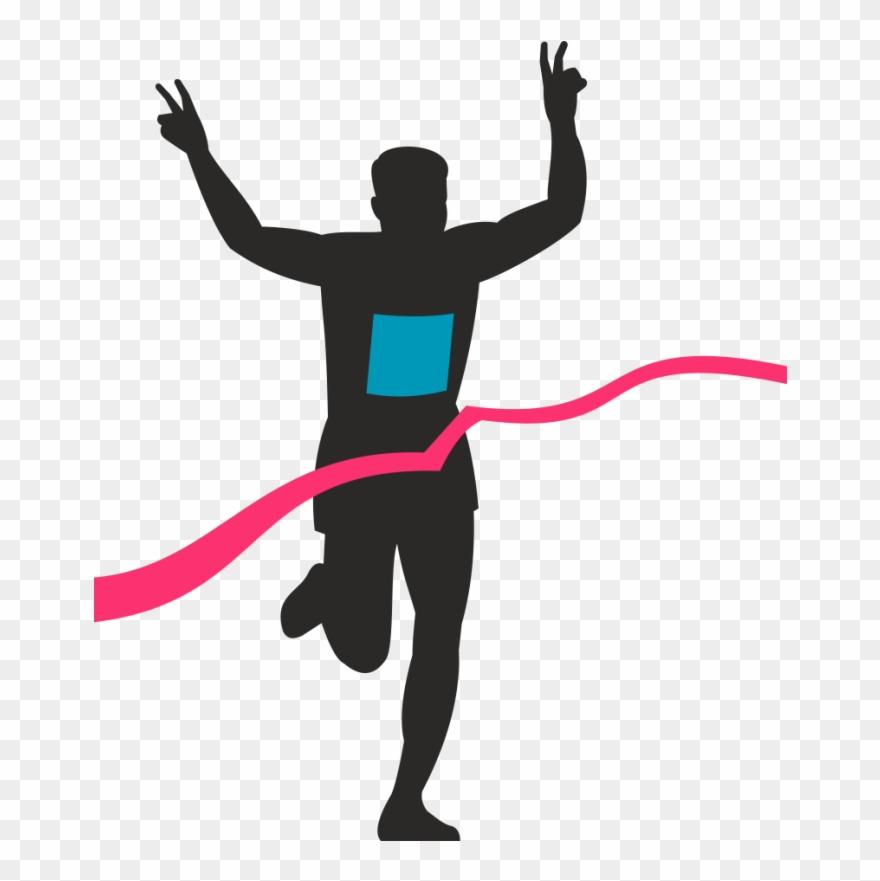 Marathon running clipart banner Бегун - Marathon Runner Clipart (#2178402) - PinClipart banner