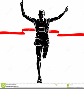 Marathon running clipart clipart transparent Marathon Runner Clipart | Free Images at Clker.com - vector ... clipart transparent
