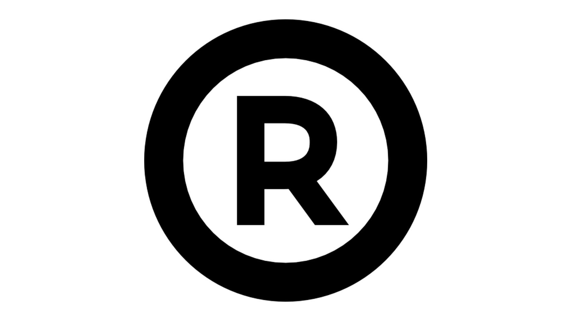 Marca registrada simbolo clipart freeuse download R Marca Registrada - Agencia Sidecar freeuse download
