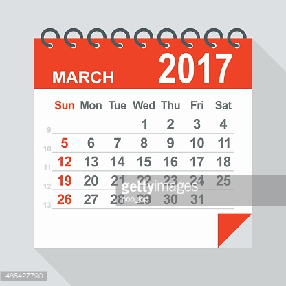 March 1 calendar page clipart clipart free March Clip Art 2017 – Free Printable clipart free