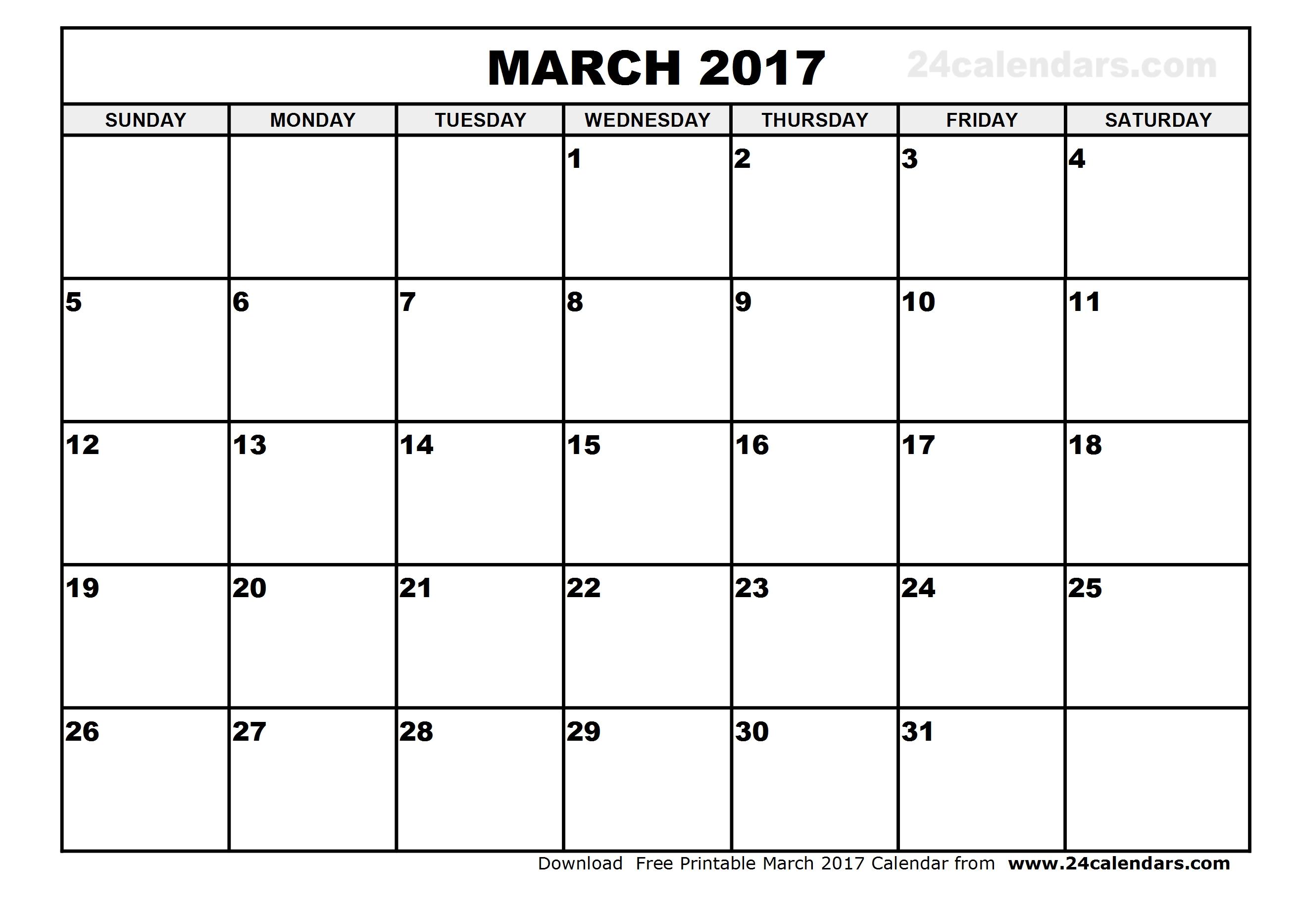 March 1 calendar page clipart banner transparent download March 2017 Calendar Clipart banner transparent download