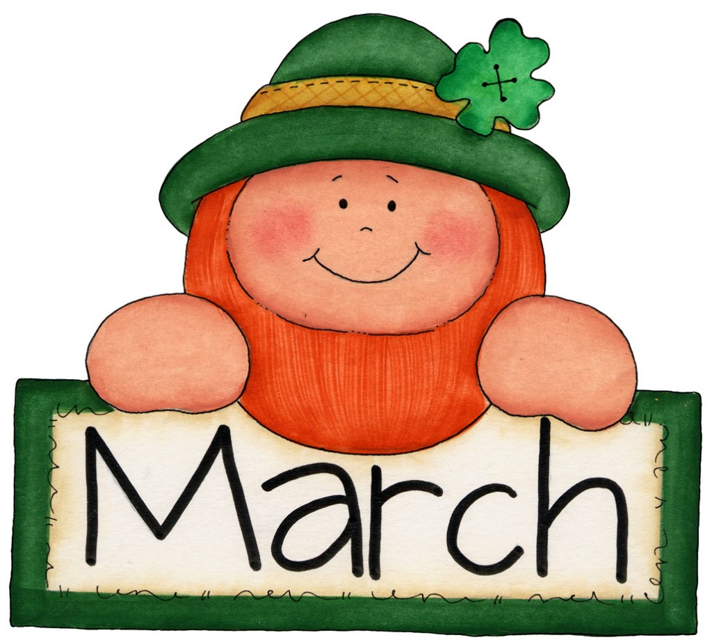 March calendar clip art graphic free download Clip art for march - ClipartFest graphic free download