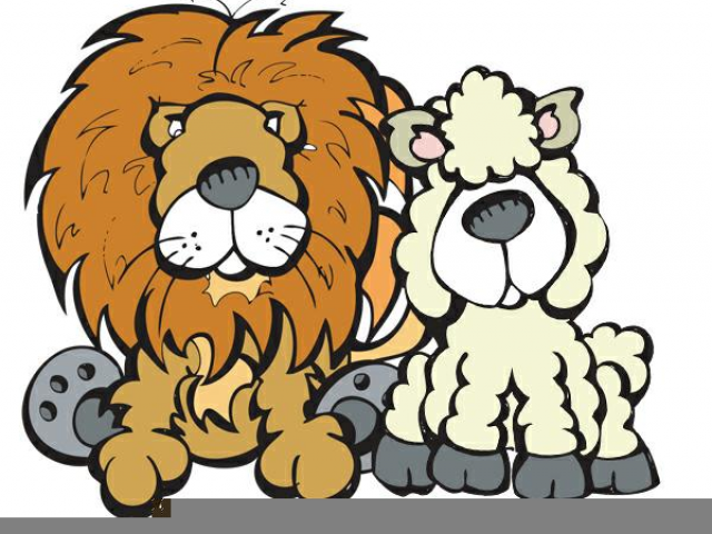 March lion and lamb clipart banner free Sheep clipart lion lamb - 47 transparent clip arts, images ... banner free