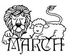 March lion and lamb clipart royalty free library March lion lamb clipart 2 » Clipart Portal royalty free library