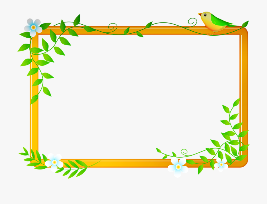 Marco clipart jpg freeuse stock Frame Wood Bird Springtime Decoration Wooden - Marco De ... jpg freeuse stock