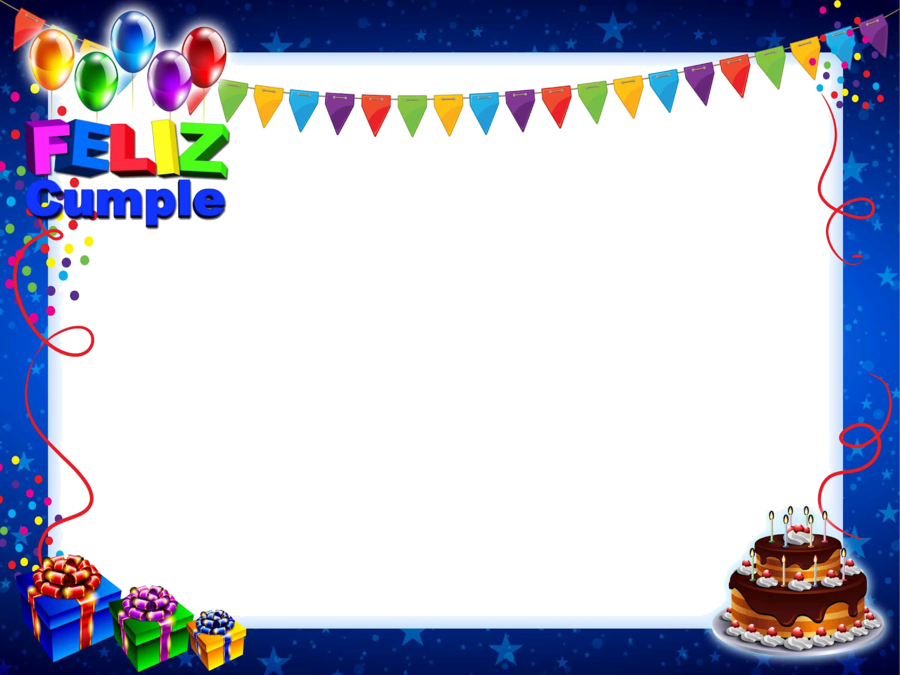 Marcos para fotos clipart cumplea os clipart library download Picture Frame Frame clipart - Birthday, Text, Line ... clipart library download