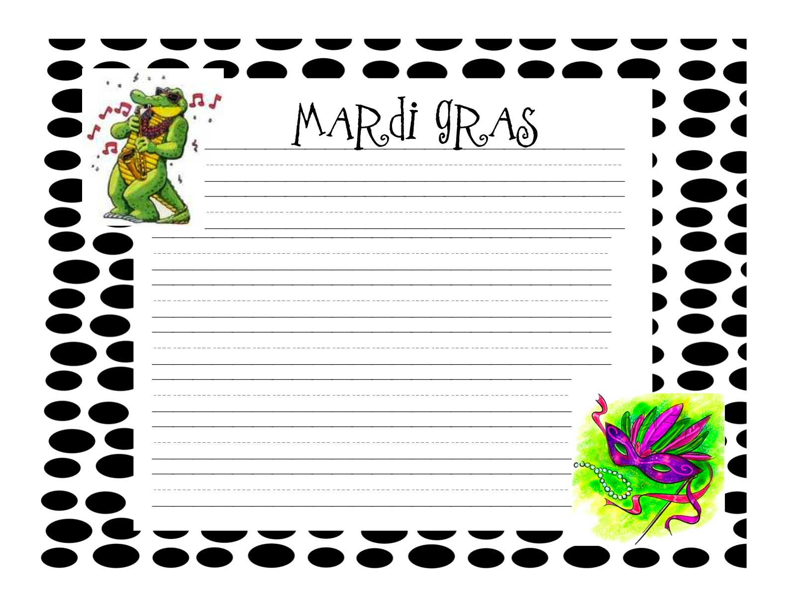 Mardi gras border clipart jpg library Free Free Mardi Gras Borders, Download Free Clip Art, Free ... jpg library