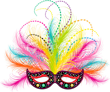 Mardi gras feathers clipart graphic library download Mardi Gras Graphics Clipart | Free download best Mardi Gras ... graphic library download