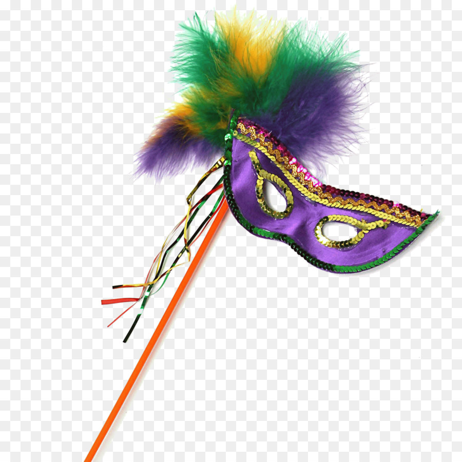 Mardi gras feathers clipart vector black and white Feather clipart - Mask, Carnival, Purple, transparent clip art vector black and white