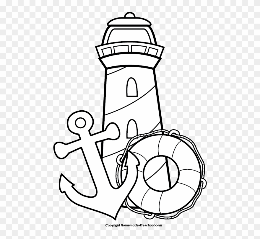 Marginal propensity to save clipart svg black and white library Click To Save Image - National Lighthouse Day Coloring Pages ... svg black and white library