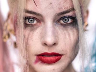 Margot robbie harley quinn clipart vector free stock New photo of Margot Robbie as Harley Quinn in 'Suicide Squad ... vector free stock