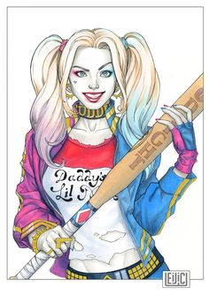 Margot robbie harley quinn clipart clipart stock Margot Robbie as Harley Quinn behind the scenes of Suicide Squad ... clipart stock