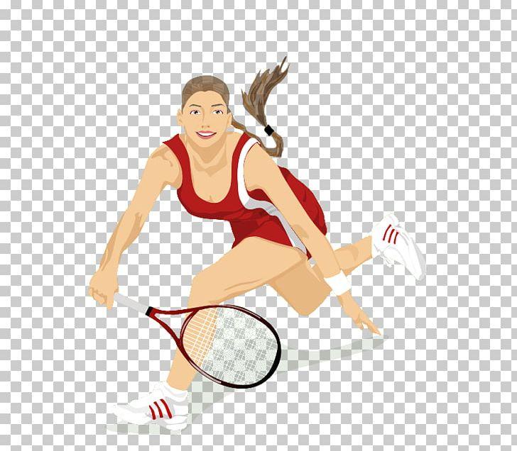 Maria sharapova clipart graphic transparent download Maria Sharapova Tennis Girl PNG, Clipart, Abdomen, Arm, Clip ... graphic transparent download
