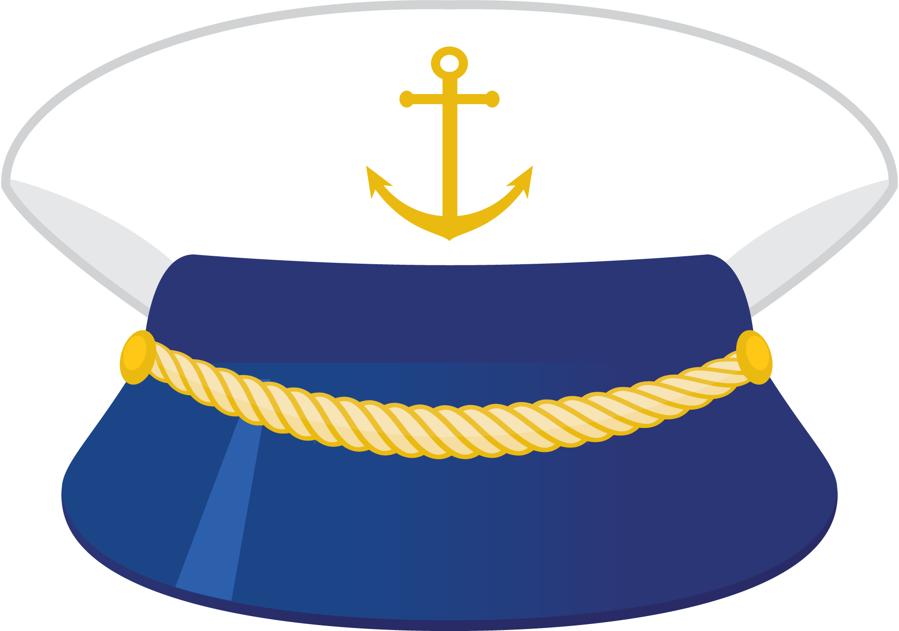 Marine hat clipart graphic royalty free CAPTAINS HAT | navy | Nautical clipart, Nautical marine ... graphic royalty free