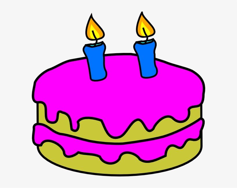 Mario birthday 6 cake clipart on white background image royalty free stock Flickering Birthday Candle Clipart - Birthday Cake With 2 ... image royalty free stock
