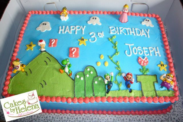 Mario birthday 6 cake clipart on white background clipart library download mario birthday party outdoors - Google Search …   Pinteres ... clipart library download