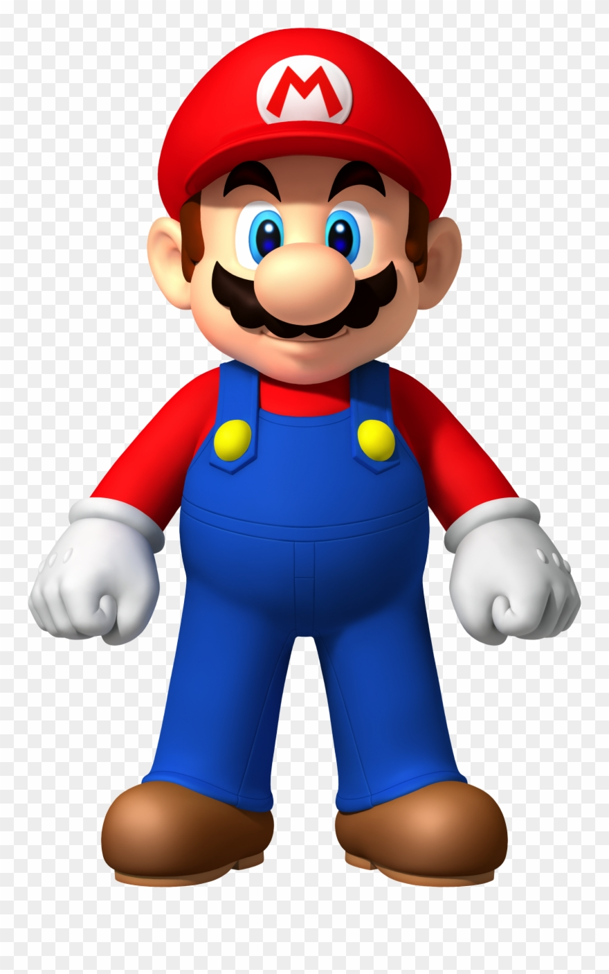 Mario brothers clipart picture black and white download Mario Brothers Clip Art - Mario Bros - Png Download (#41199 ... picture black and white download