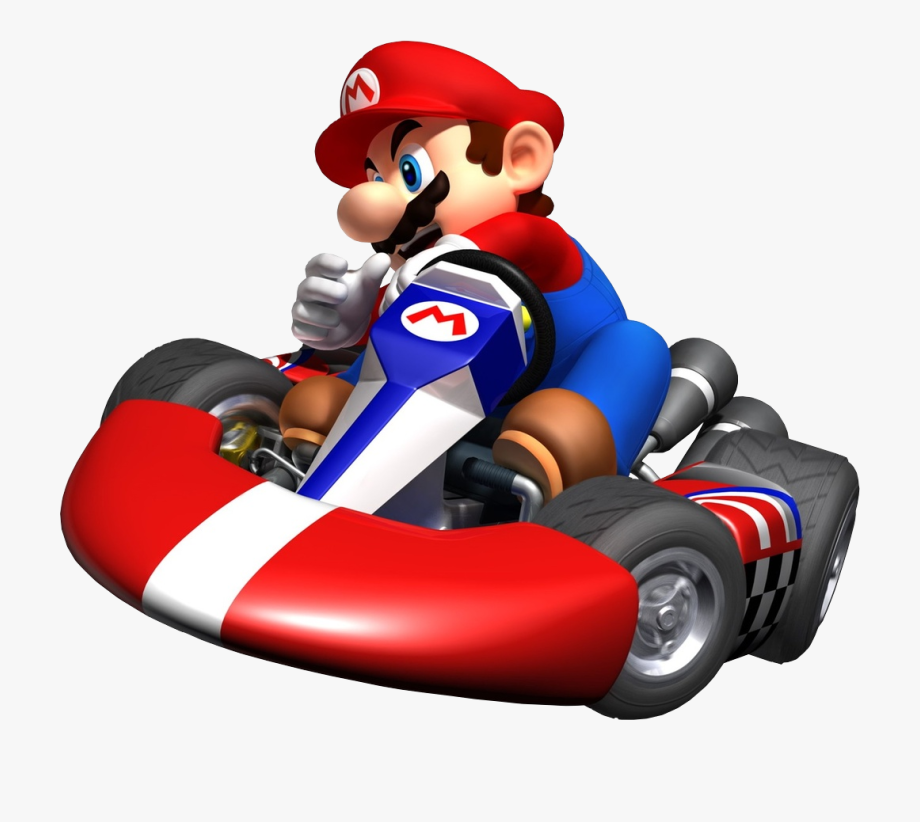 Mario cart clipart banner transparent stock Mario Png - Mario Kart Wii Mario #1869746 - Free Cliparts on ... banner transparent stock