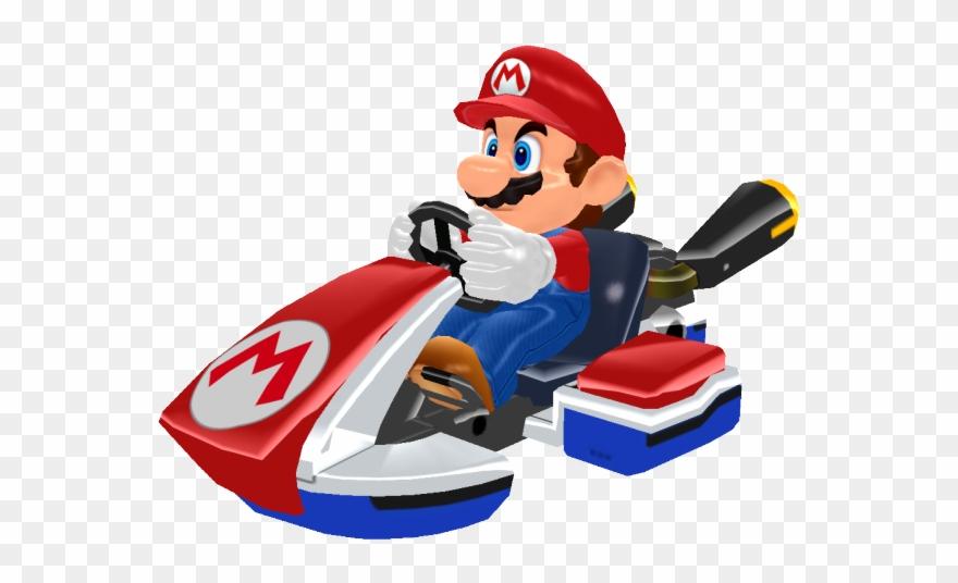 Mario cart clipart image Mmd Mario Kart V0 - Mmd Mario Kart Clipart (#1999102 ... image