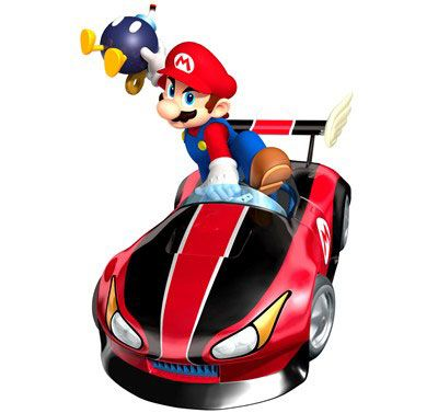 Mario cart clipart clip library download Free Mario Kart Wii Clip Art to print up for invitations and ... clip library download