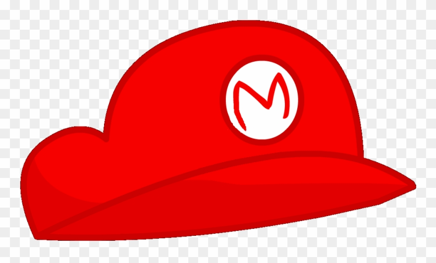 Mario hat clipart png free stock Transparent Mario Hat - Object Twoniverse Bodies Clipart ... png free stock
