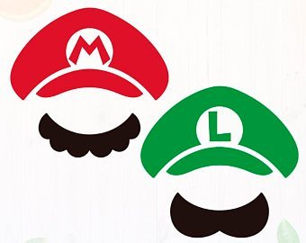 Mario hat clipart clip art black and white stock Mario hat clipart 1 » Clipart Portal clip art black and white stock