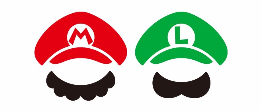 Mario hat clipart png Mario And Luigi Hats, Super Mario And Luigi, Mario - Mario ... png